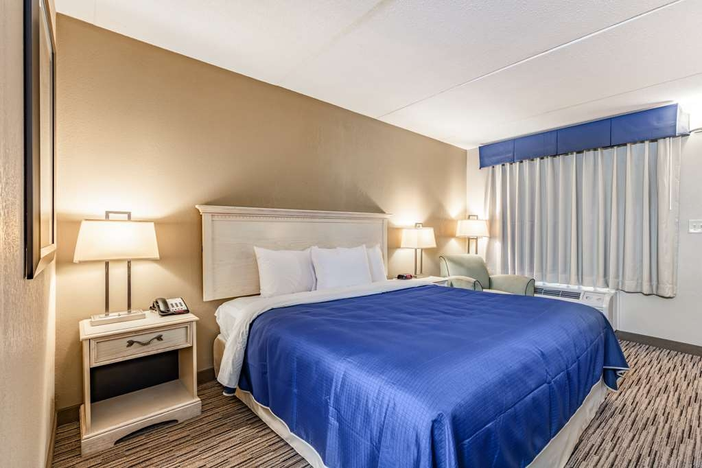 SureStay Hotel by Best Western Tupelo North - Chambres / Logements