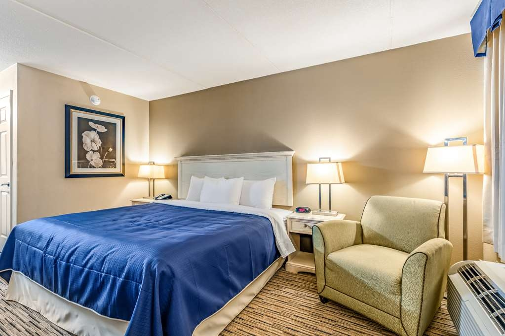 SureStay Hotel by Best Western Tupelo North - Camere / sistemazione