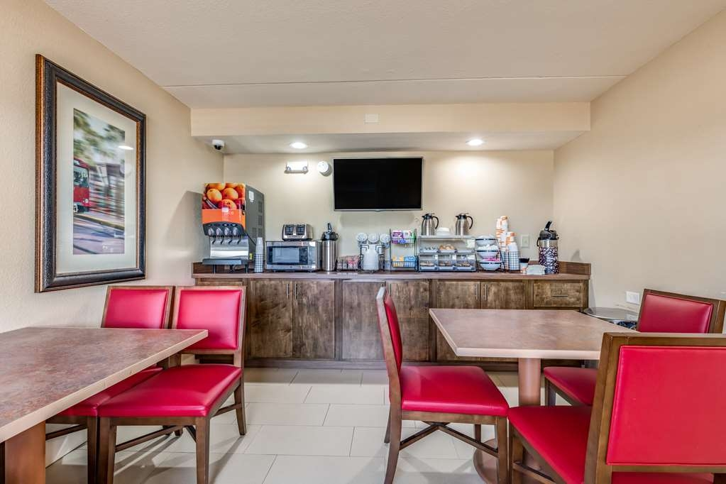 SureStay Hotel by Best Western Tupelo North - Restaurante/Comedor