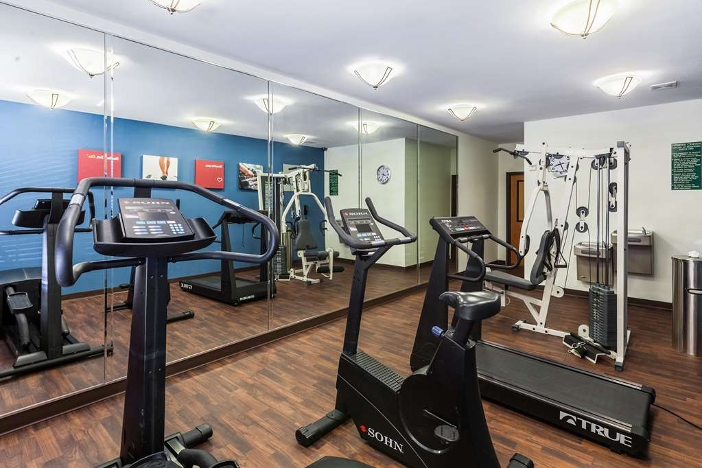 SureStay Plus Hotel by Best Western Mesquite - Club de remise en forme