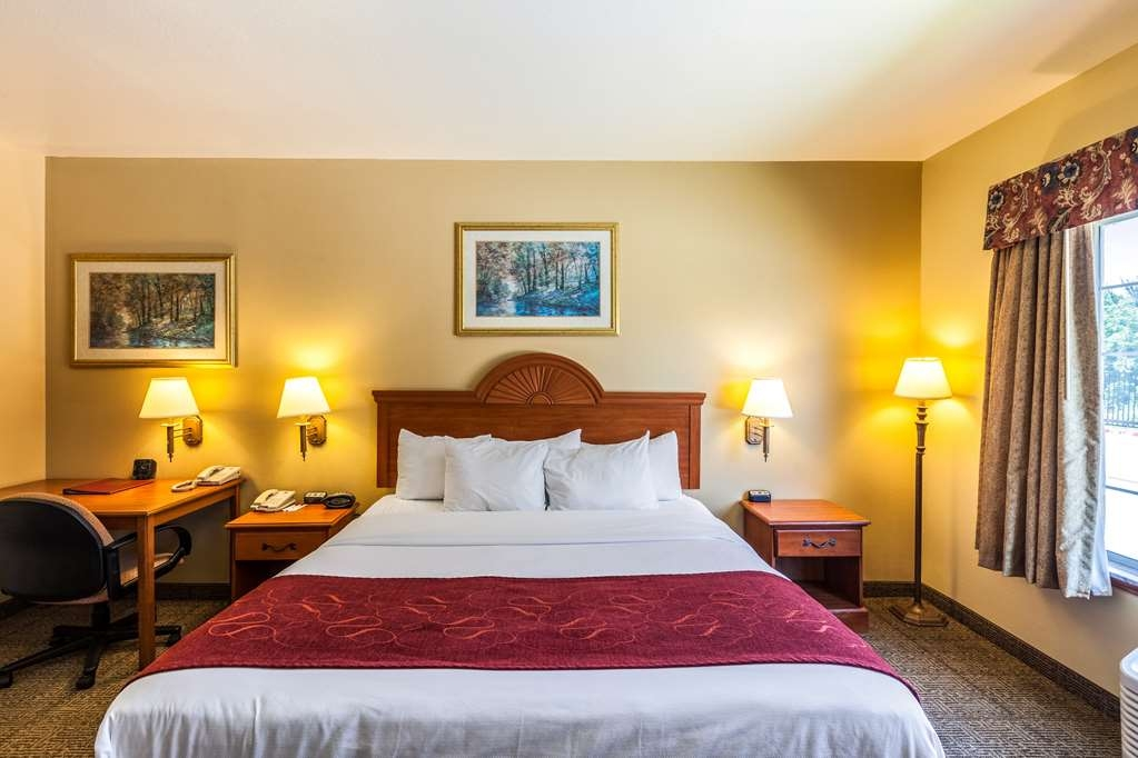 SureStay Plus Hotel by Best Western Mesquite - Chambres / Logements