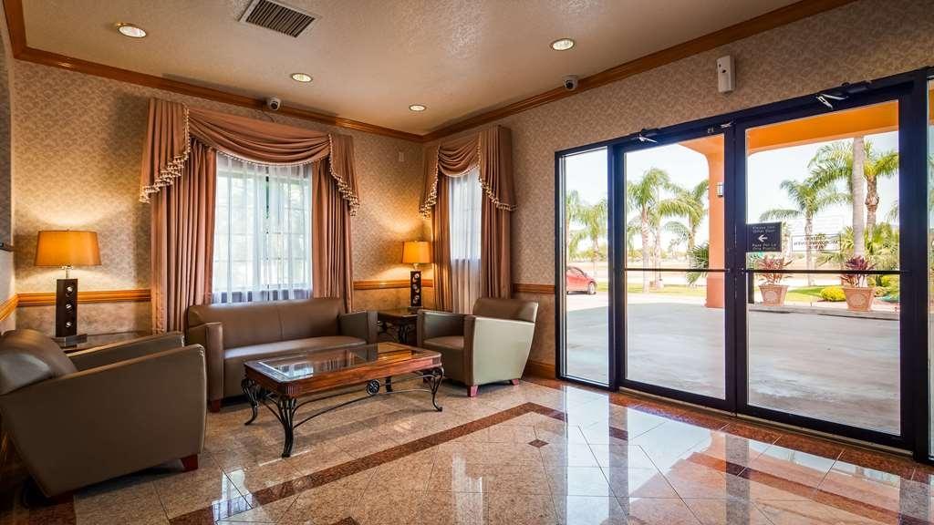SureStay Hotel by Best Western Falfurrias - Vue du lobby