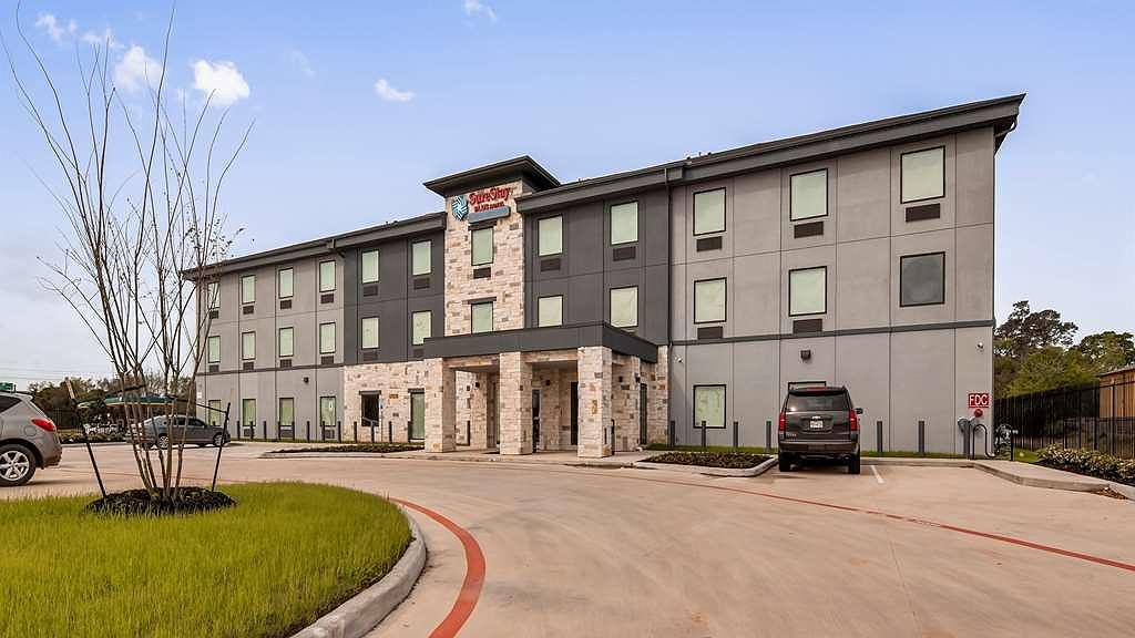 SureStay Plus Hotel by Best Western Humble - Vista exterior