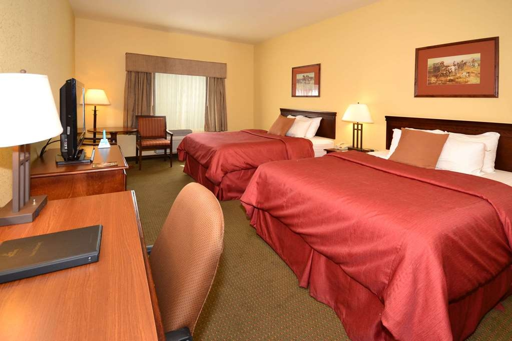 SureStay Plus Hotel by Best Western Coffeyville - Chambres / Logements