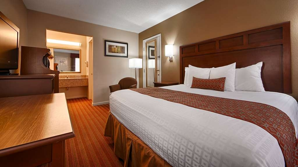 SureStay Plus Hotel by Best Western Jackson - Chambres / Logements