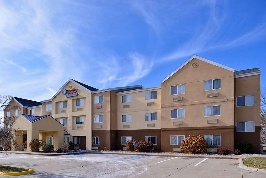 SureStay Plus Hotel by Best Western Ottumwa - Aussenansicht