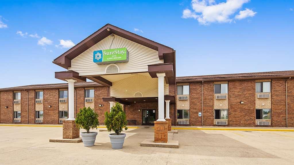 SureStay Hotel by Best Western Greenville - Aussenansicht