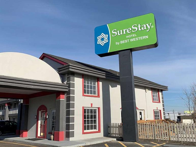 SureStay Hotel By Best Western Olathe - Vista exterior