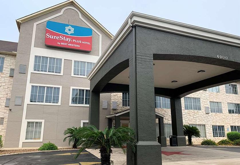 SureStay Plus by Best Western San Antonio Fort Sam Houston - Façade