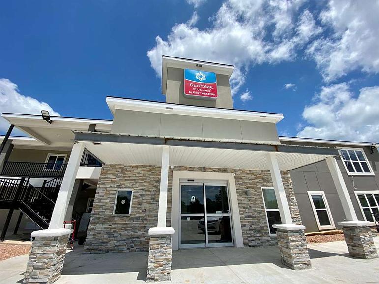 SureStay Plus Hotel by Best Western Ada - Area esterna