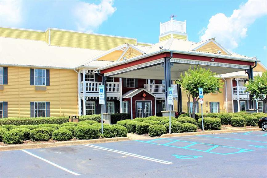 SureStay Hotel by Best Western Tuscaloosa Southeast - Vista exterior