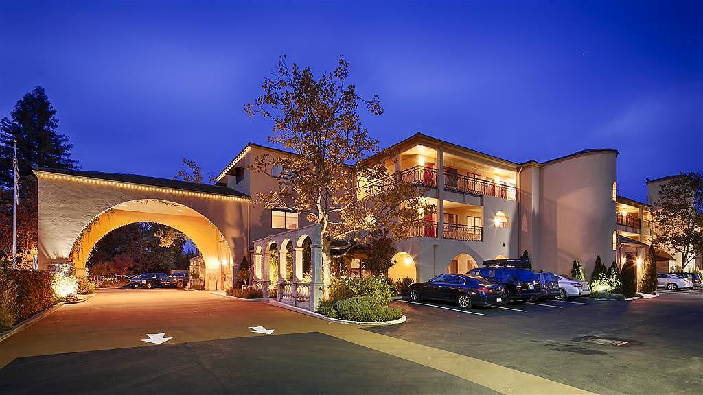 Best Western Dry Creek Inn - Vista exterior
