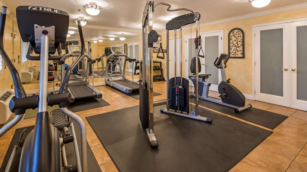 Best Western Dry Creek Inn - Fitnessstudio
