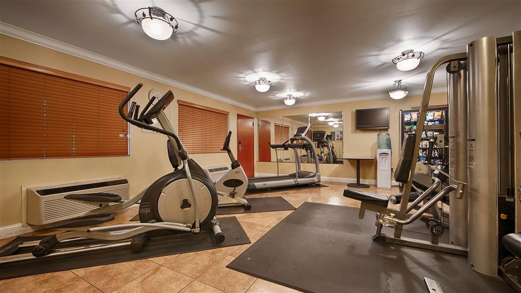 Best Western Dry Creek Inn - fitnessraum