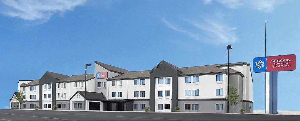 SureStay Plus Hotel by Best Western Coralville Iowa City - Vista exterior