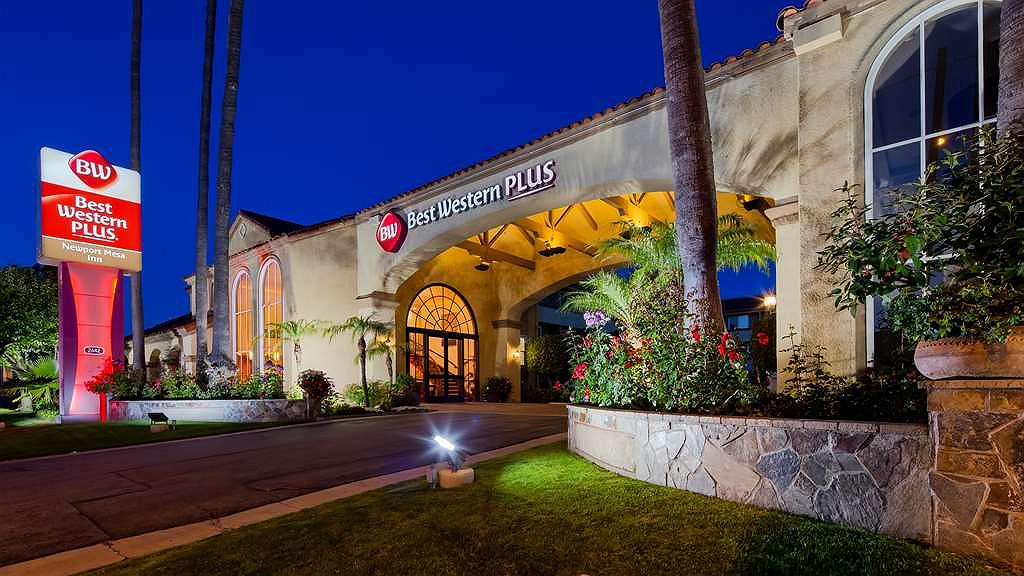 Best Western Plus Newport Mesa Inn - Aussenansicht