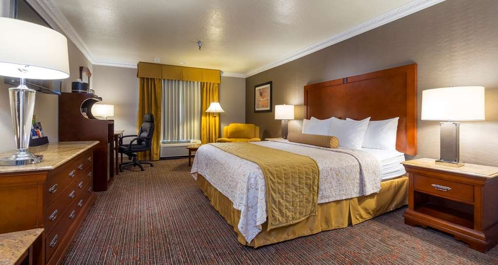 Best Western Plus Newport Mesa Inn - Executive-Kingsize-Zimmer