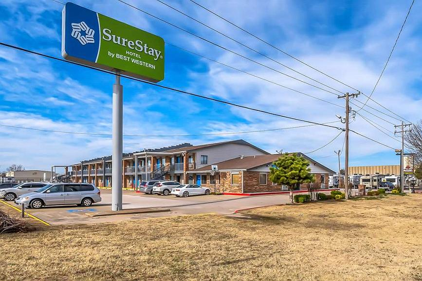 SureStay Hotel by Best Western Oklahoma City West - Vue extérieure