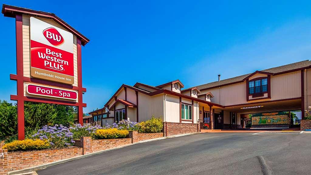 Best Western Plus Humboldt House Inn - Area esterna