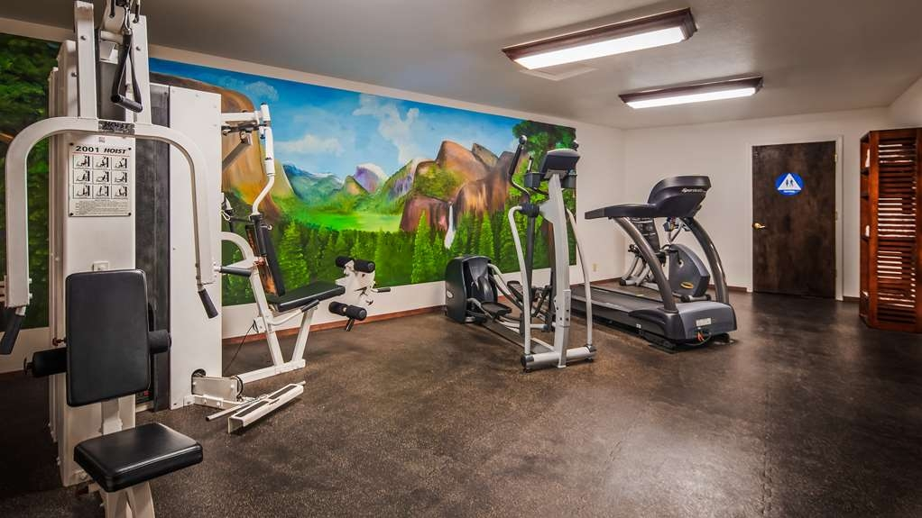 Best Western Plus Yosemite Gateway Inn - Fitness Center