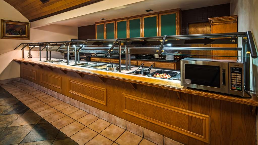 Best Western Plus Yosemite Gateway Inn - Breakfast