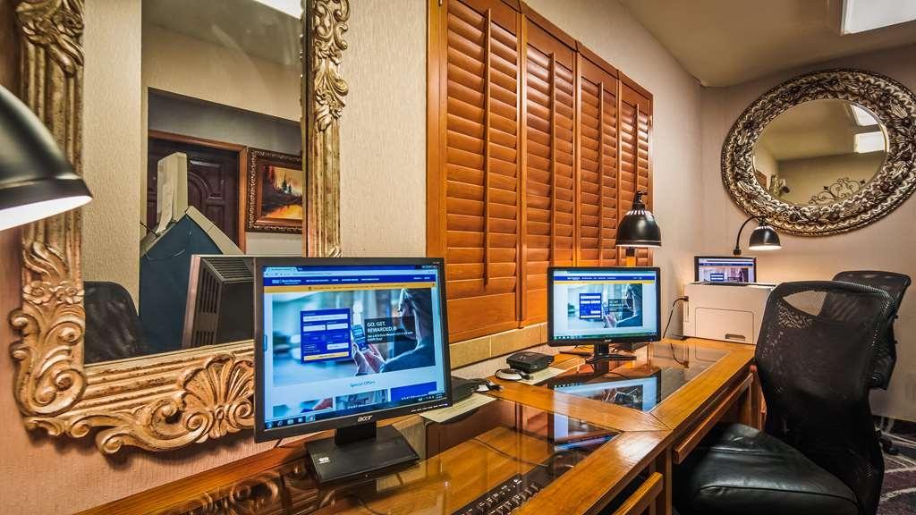 Best Western Plus Yosemite Gateway Inn - Business Center
