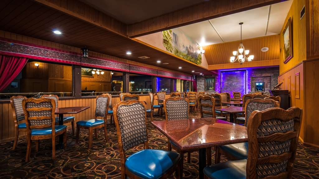 Best Western Plus Yosemite Gateway Inn - Sala de reuniones