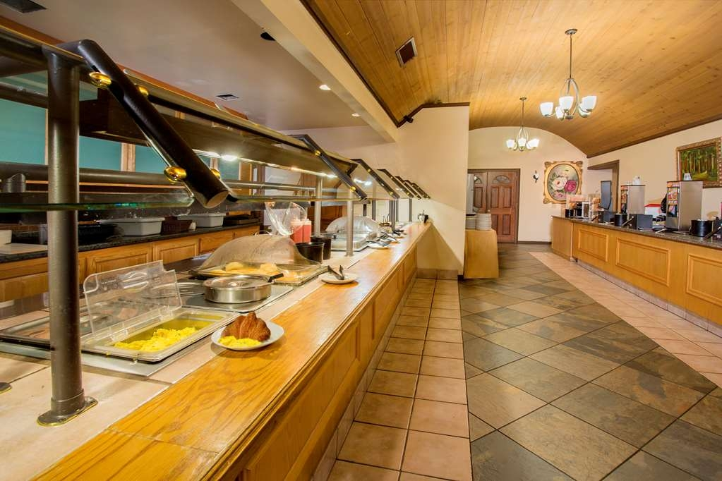 Best Western Plus Yosemite Gateway Inn - Breakfast Buffet
