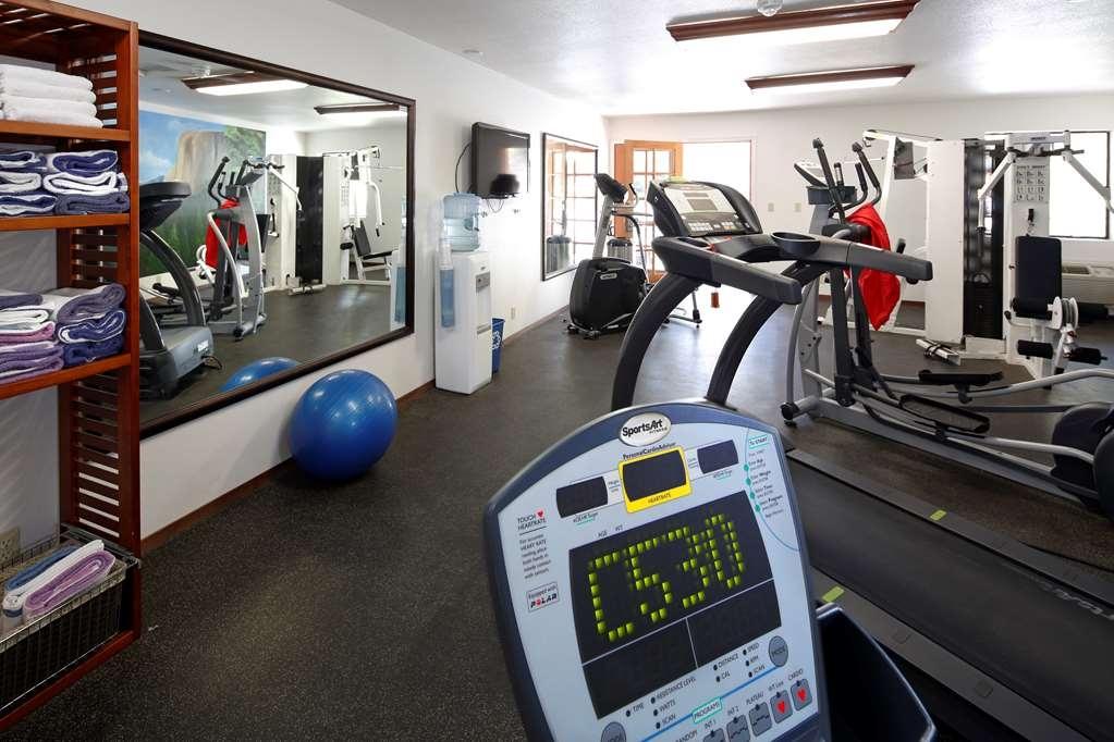 Best Western Plus Yosemite Gateway Inn - Fitness Room