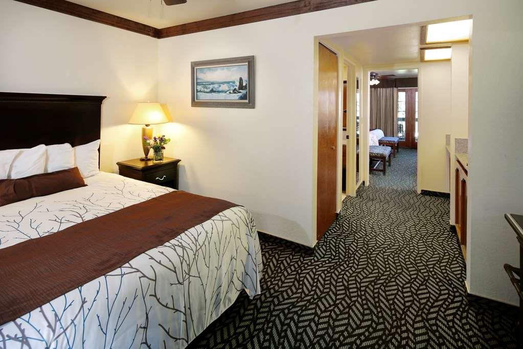 Best Western Plus Yosemite Gateway Inn - N QQQ Family Rm Family unit sleeps nd room
