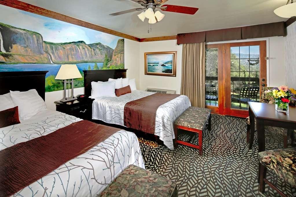 Best Western Plus Yosemite Gateway Inn - N QQQ Family Rm Family unit sleeps