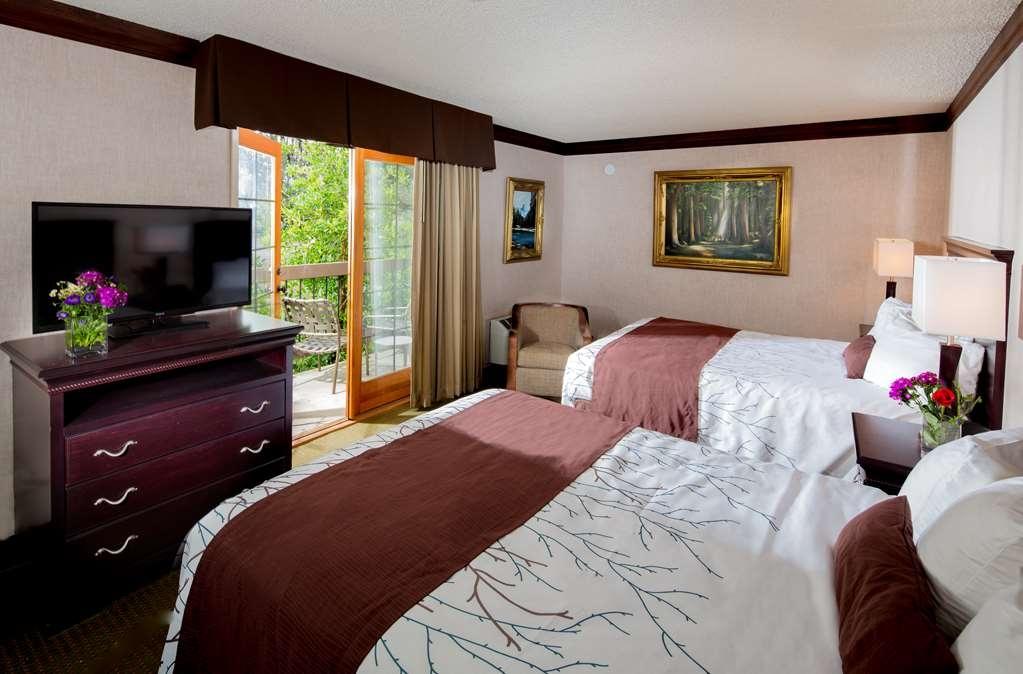 Best Western Plus Yosemite Gateway Inn - S QQQ Fam Q Couch rm Family unit sleeps