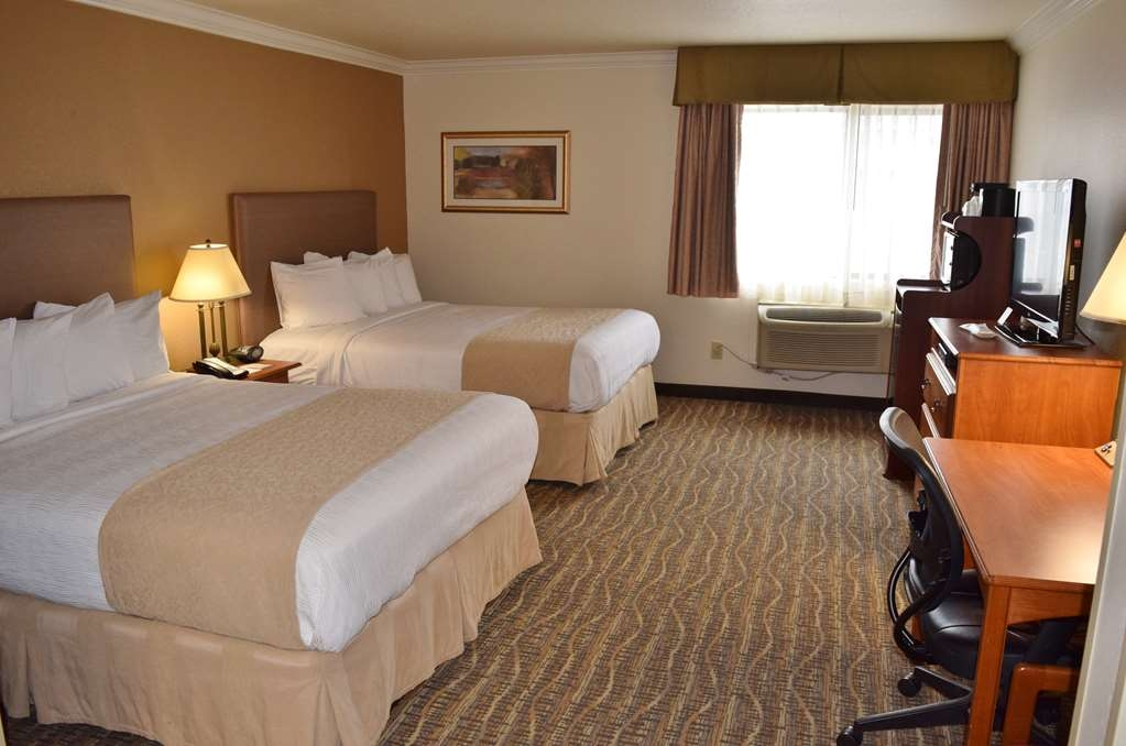 Best Western Town & Country Lodge - Chambre avec deux lits queen size
