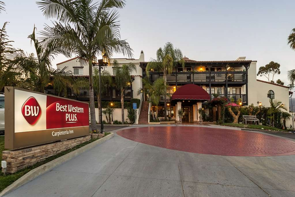 Best Western Plus Carpinteria Inn - Außenansicht