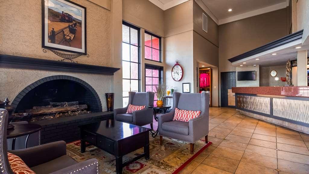 Best Western Desert Villa Inn - Lobbyansicht