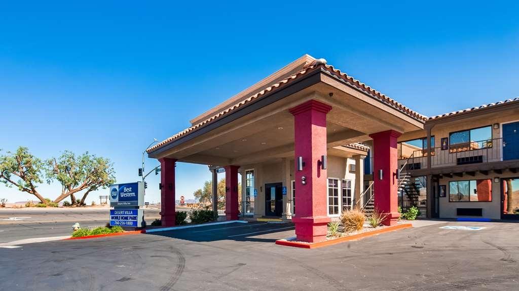 Best Western Desert Villa Inn - Exterior view
