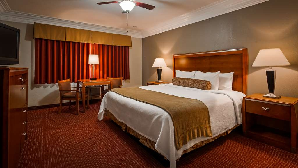 Best Western Tradewinds - Guest Room