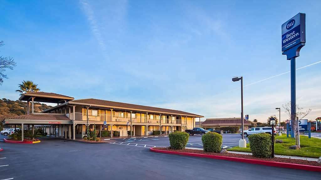 Best Western Cordelia Inn - Area esterna