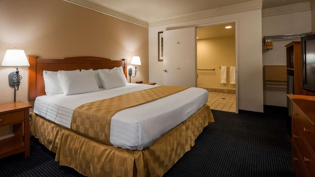 Best Western Cordelia Inn - Gästezimmer/ Unterkünfte