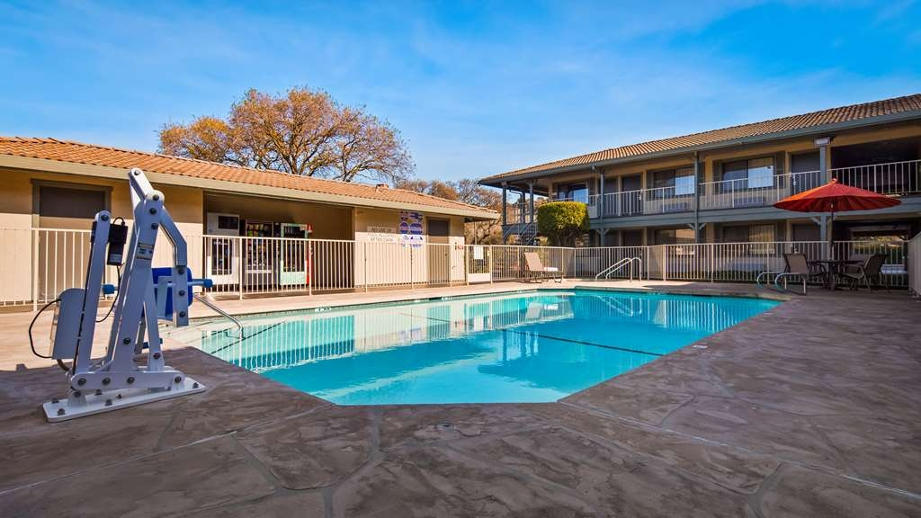 Best Western Cordelia Inn - Outdoor Pool