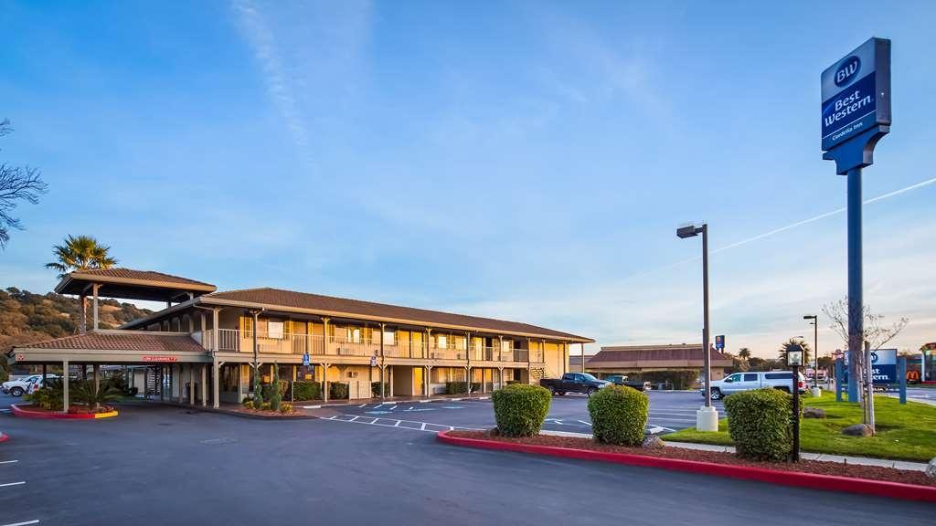 Best Western Cordelia Inn - Vista Exterior