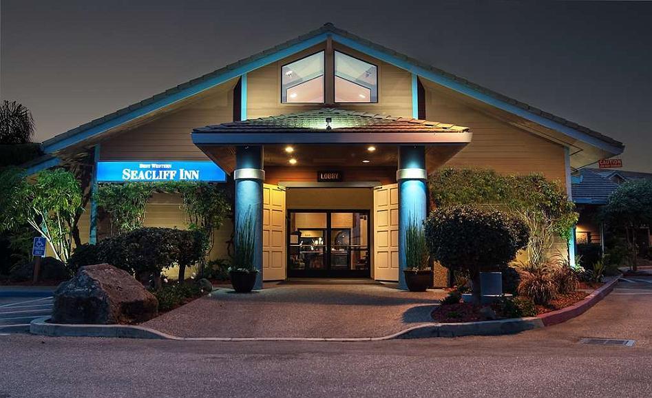 Best Western Seacliff Inn - Area esterna