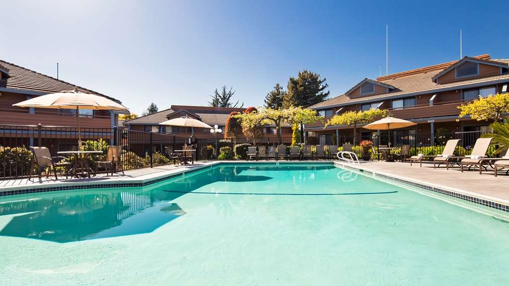 Best Western Seacliff Inn - Pool