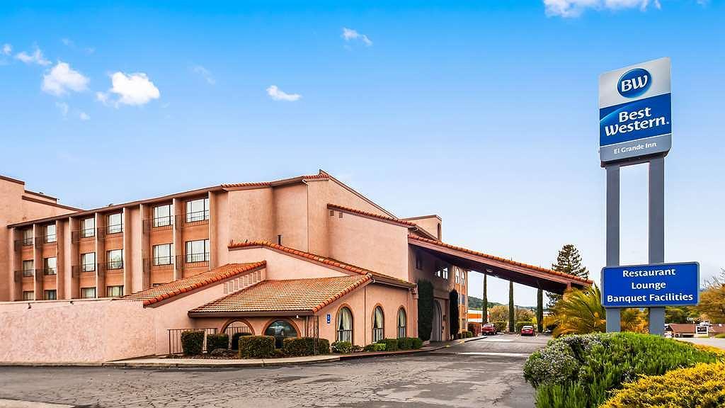 Best Western El Grande Inn - Area esterna