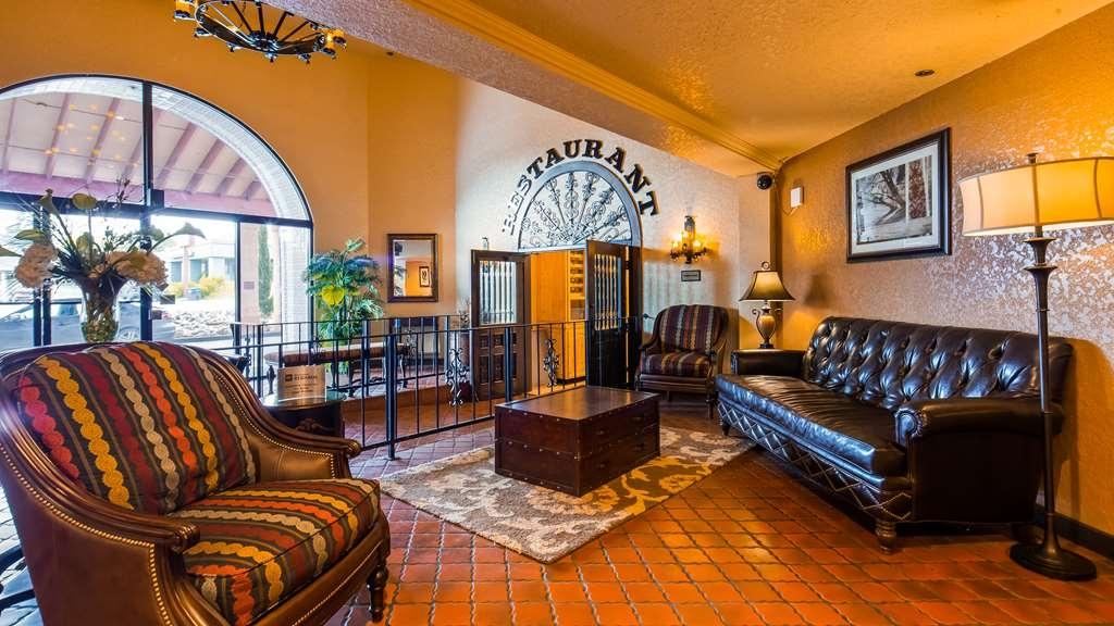 Best Western El Grande Inn - Vue du lobby