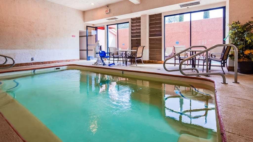 Best Western El Grande Inn - Vue de la piscine