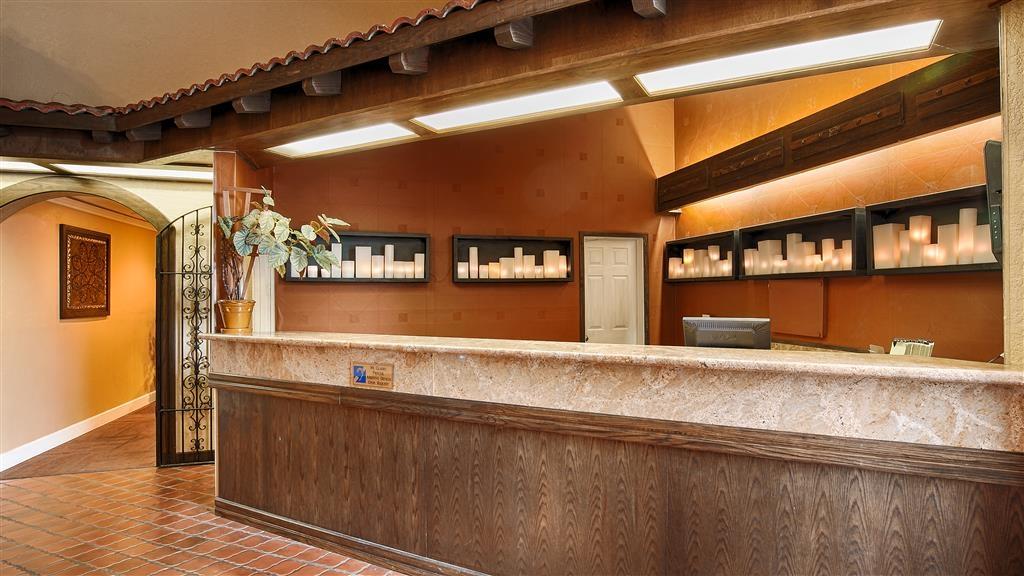 Best Western El Grande Inn - Réception