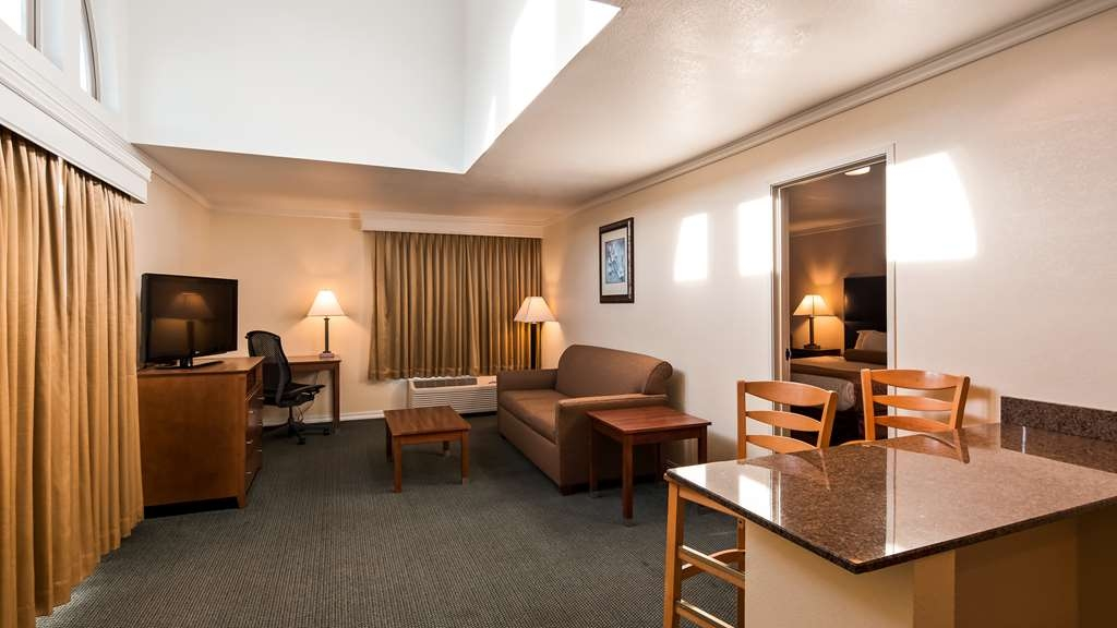 Best Western Plus Northwoods Inn - Camere / sistemazione