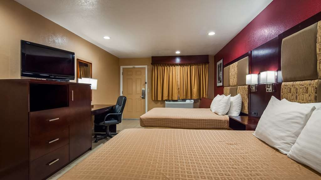 Best Western Plus Yosemite Way Station Motel - Camere / sistemazione