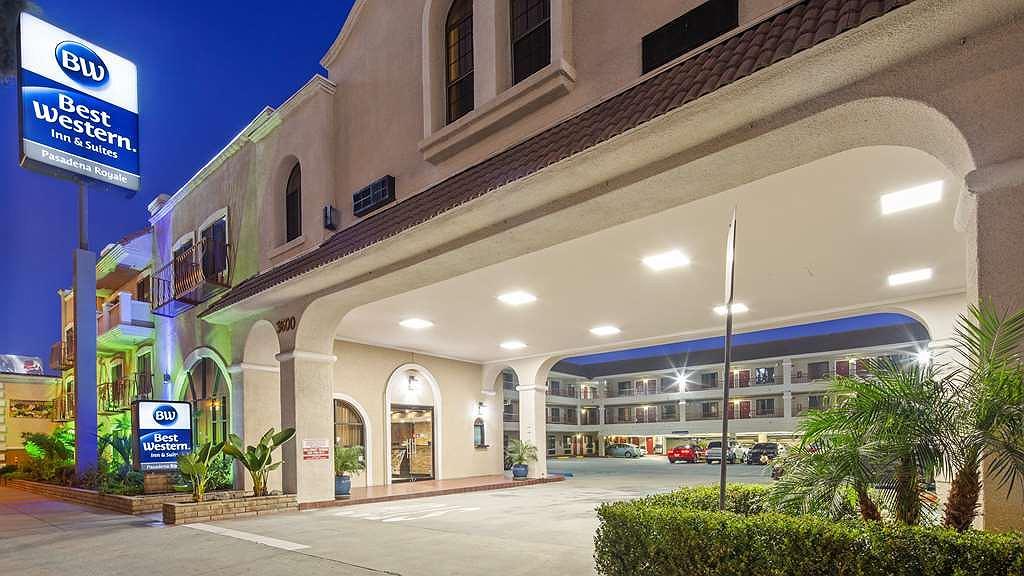 Best Western Pasadena Royale Inn & Suites - Area esterna